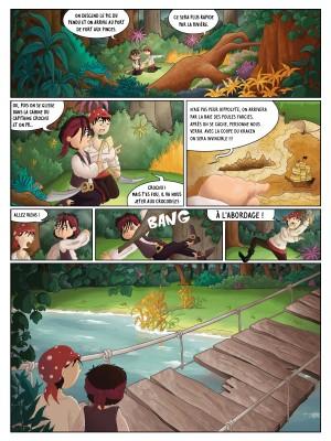 BD jeunesse aventures pirates