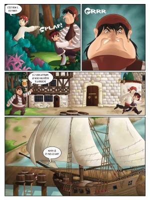 BD les pirates