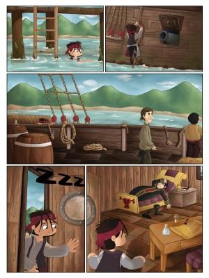BD bateau pirates