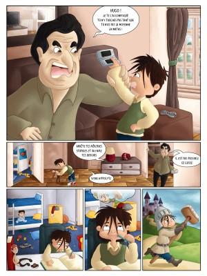 BD jeunesse les jeux d'Hugo
