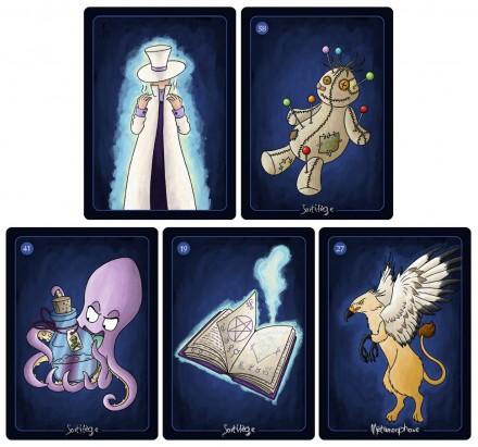 Jeu de cartes Magic