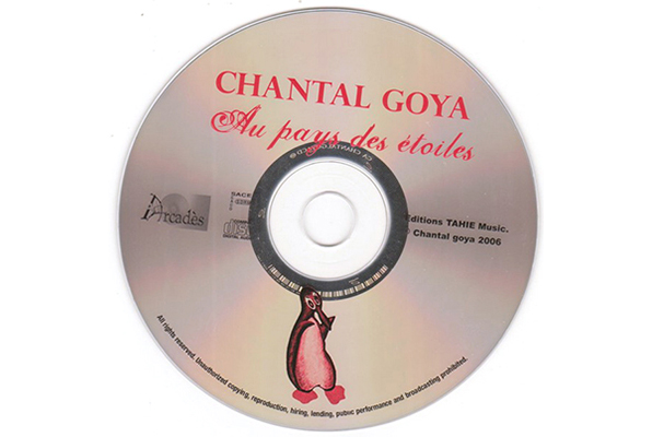 Illustration Zig et Puce CD et DVD Chantal Goya