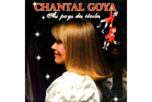 Illustration Zig et Puce CD Chantal Goya