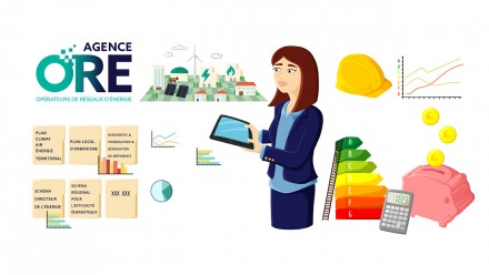 Illustration VideoTelling : Agence ORE