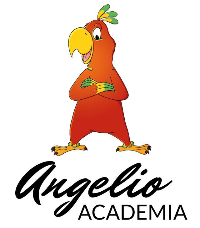 Création de logo pour Angelio academia